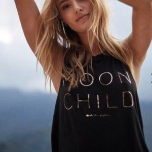 🆕•{Spiritual Gangster}• MOON CHILD TANK